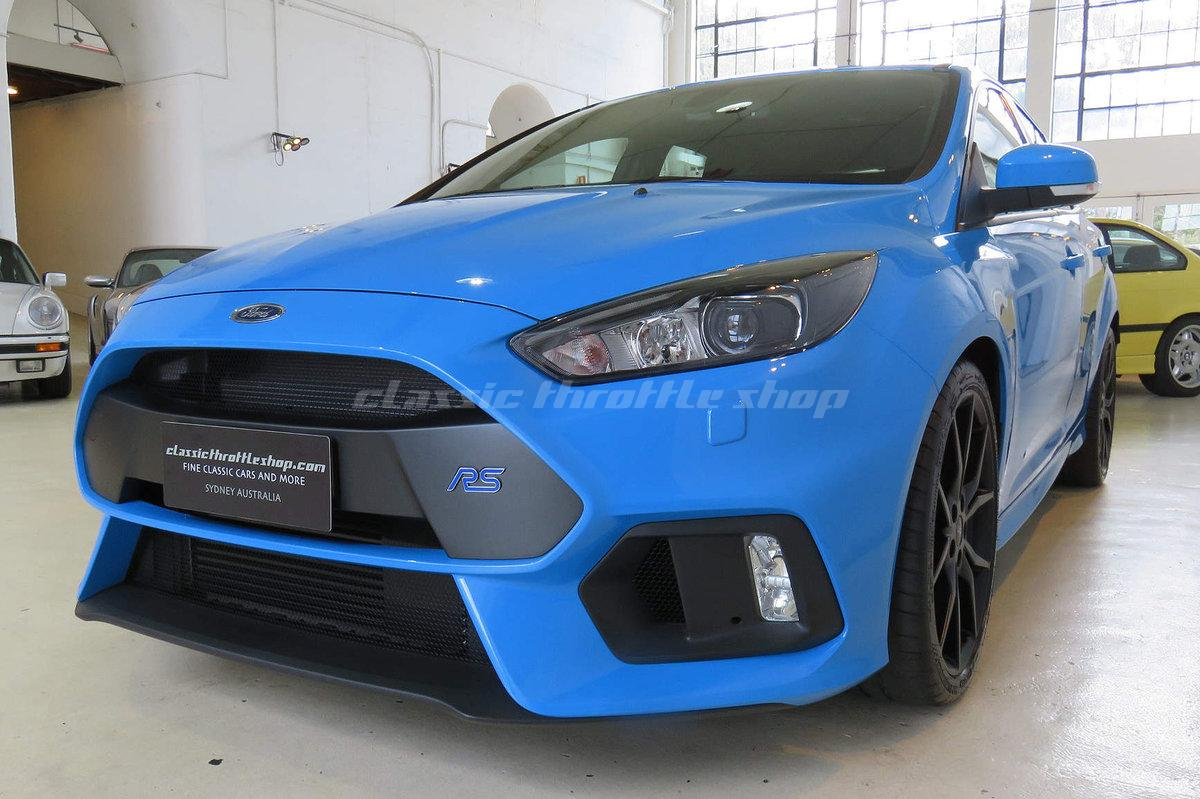 2016 ford focus rs classic throttle shop. Black Bedroom Furniture Sets. Home Design Ideas