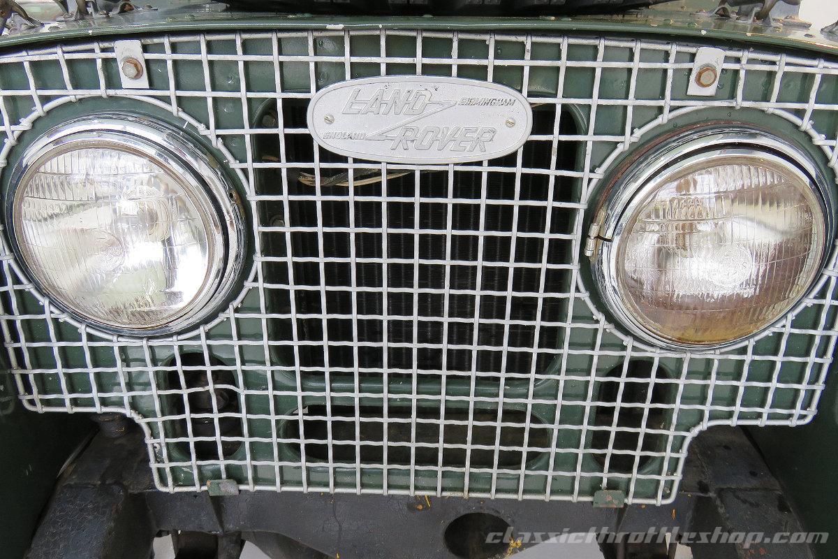 1951-Land-Rover-Series-1-Brunswick-Green-11