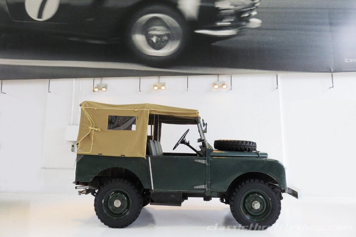 1951-Land-Rover-Series-1-Brunswick-Green-7