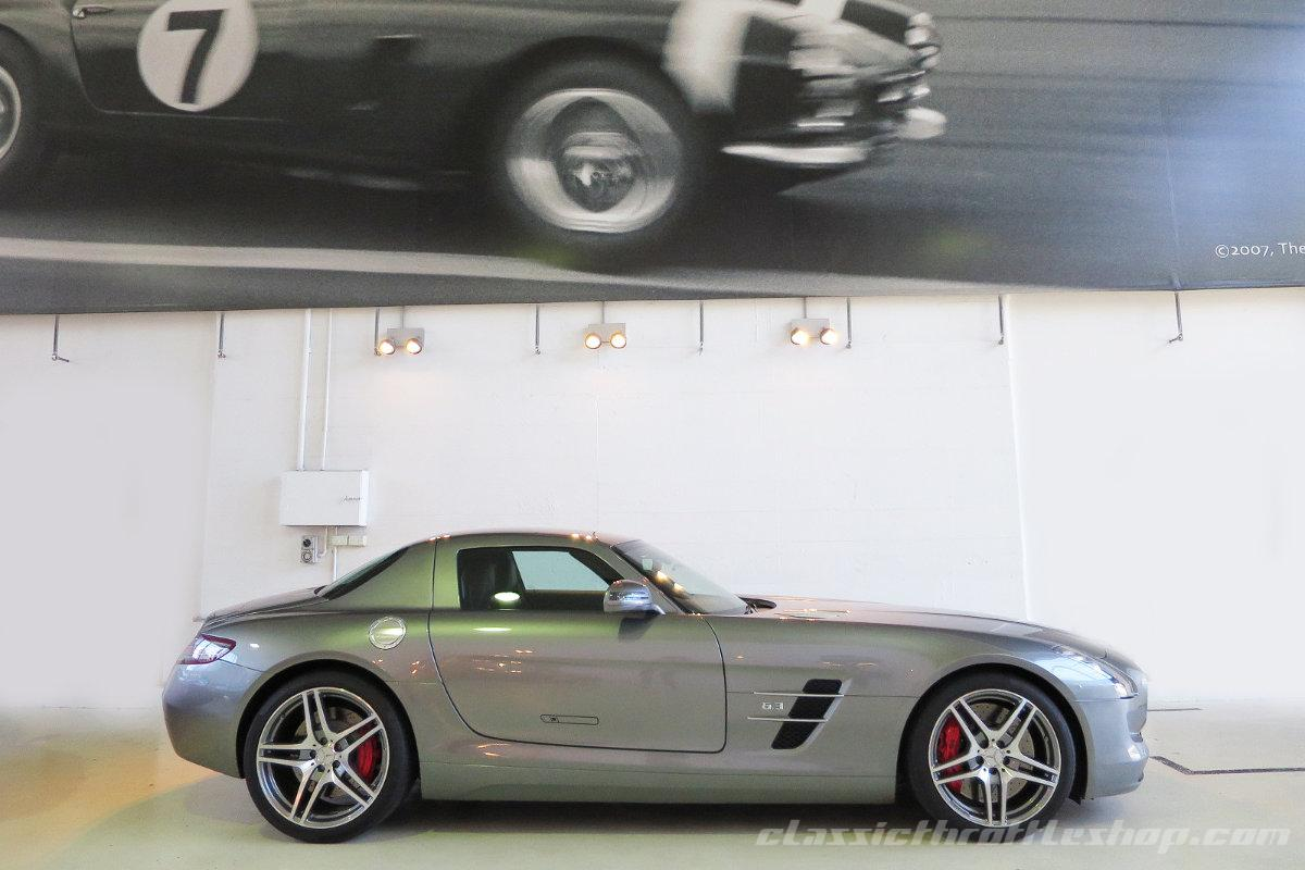 2013 mercedes benz sls 63 amg classic throttle shop for Mercedes benz shop