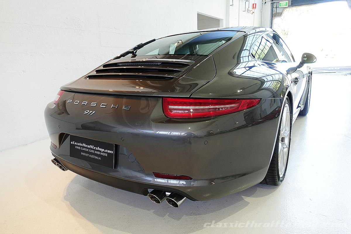 Used Japanese Engines >> 2012 Porsche 911 Carrera S Agate Grey | Classic Throttle Shop