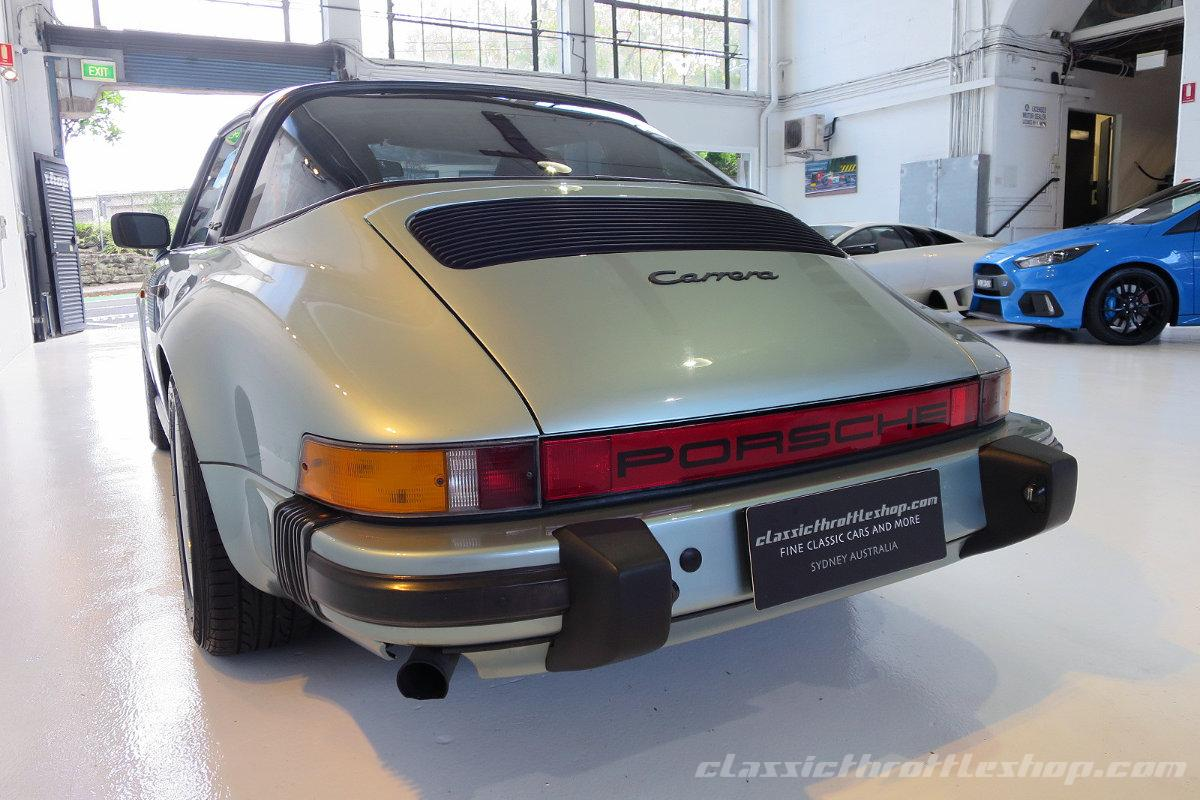 1985-Porsche-911-Carrera-Targa-Crystal-Green metallic-4