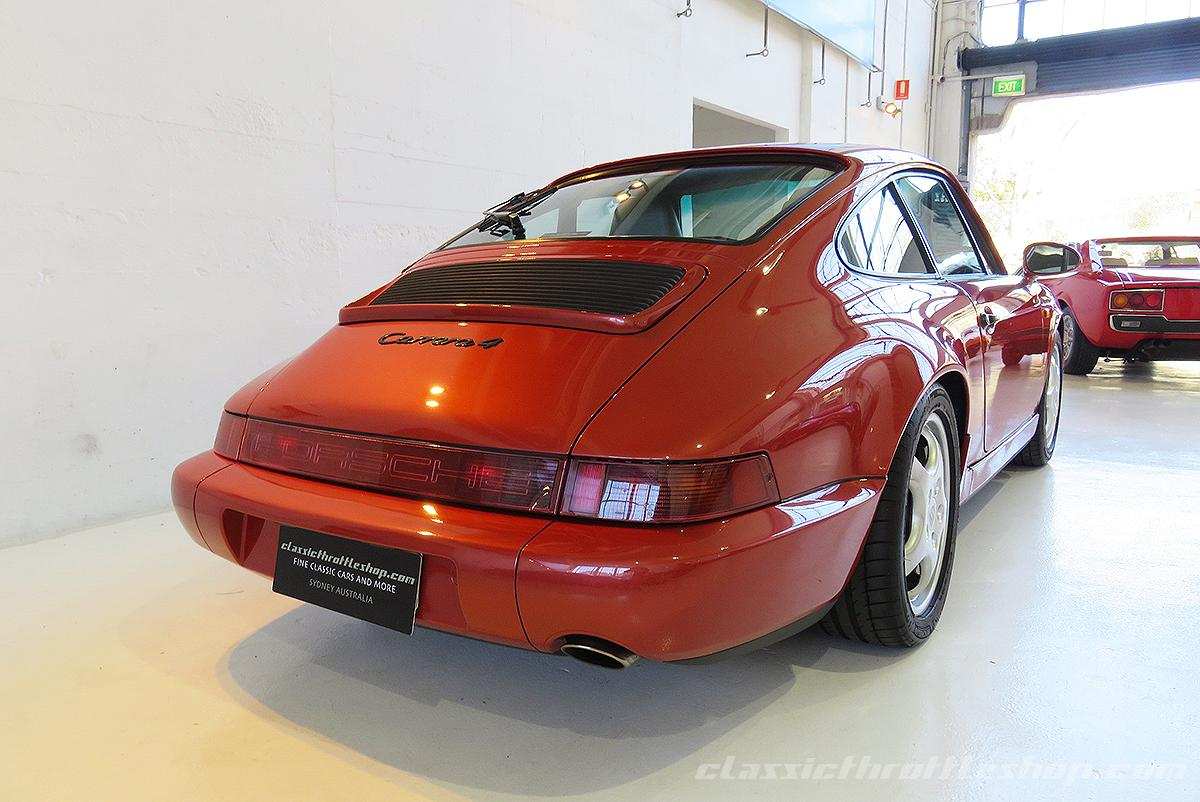 1990 porsche 911 carrera 4 classic throttle shop. Black Bedroom Furniture Sets. Home Design Ideas