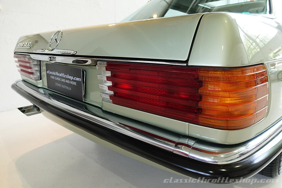 1974-Mercedes-Benz-450-SLC-Thistle-Green-11